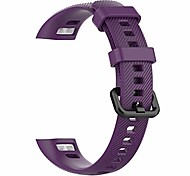 economico -cinturino da polso in silicone morbido, cinturino di ricambio per cinturino per huawei band 3 pro e band 4 pro