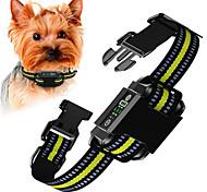economico -Addestramento del cane Collare anti corteccia Collare antiurto Dispositivo anti-corteccia Lunghezzaregolabile Portatile Orologi multiuso Prodotti per cani Anti corteccia Automatico ricaricabile