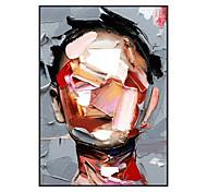 abordables -100% peint à la main style picasso homme sans visage peinture abstraite sur toile art mur photos pour salon décor à la maison affiches