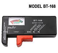 economico -batterie bt-168 aa / aaa / c / d / 9v / 1.5v batteria a bottone universale batteria con codice colore indica volt tester checker bt168 power