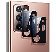 economico -Pellicola protettiva per obiettivo per fotocamera da 2 pezzi per samsung galaxy note 20 protezione per fotocamera in vetro flessibile ultra sottile resistente alle impronte digitali ultra resistente ai graffi per galaxy s20ultra ss20 plus s10 plus s10e no