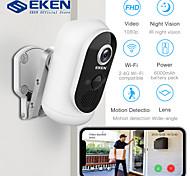 abordables -Eken EKEN Astro Lite 2 mp Caméra IP Intérieur Soutien 0 GB / Imperméable / CMOS / Sans Fil / Adresse IP dynamique / Android