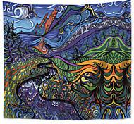abordables -mandala tapisserie murale bohème art décor couverture rideau pique-nique nappe suspendue maison chambre salon dortoir décoration boho hippie polyester magie divers fantômes