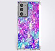 abordables -Nouveauté Cas Pour Samsung Galaxy S21 Galaxy S21 Plus Galaxy S21 Ultra Modèle unique Étui de protection Antichoc Coque TPU