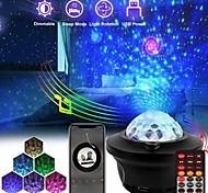 abordables -Lampe Projecteur Etoile Galaxie MGY-13D Télécommande avec haut-parleur de musique Bluetooth Projecteur de lumière laser Soirée Mariage Cadeau