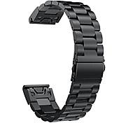 economico -compatibile con cinturino dell'orologio garmin fenix 5 plus / 6 pro, cinturino sostitutivo in acciaio inossidabile da 22 mm per fenix 6/6 pro / fenix 5/5 plus / forerunner 935/945 / approach s60