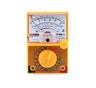 abordables -Ty-360 dc / ac 1000v voltmètre 500ma ampèremètre 1k résistance mètre analogique multimètre outil