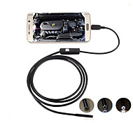 economico -1,3 milioni di 5,5 mm telefono cellulare Android endoscopio industriale riparazione automatica tubo sbloccaggio condizionatore d'aria micro telecamera 2m