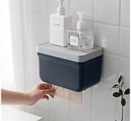 economico -Strumenti Impermeabile / Auto-adesivo / Multiuso Contemporaneo moderno ABS + PC 1 pc organizzazione del bagno