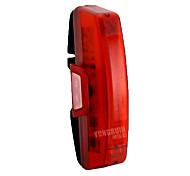economico -luce per bici luminosa luce posteriore ricaricabile usb accessori led posteriori ad alta intensità caschi impermeabili facili da installare per la sicurezza in bicicletta torcia