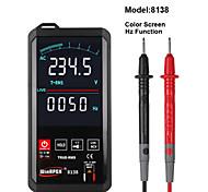 economico -multimetro touch screen multimetro digitale automatico 6000 conteggi scansione intelligente misurazione ac dc misurazione ncv true rms