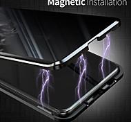 economico -telefono Custodia Per Samsung Galaxy Integrale A91 / M80S S10 Lite A70 Galaxy A71 Galaxy A70s Note 20 Resistente agli urti Anti peep Tinta unica PC Metallo