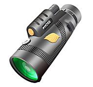 economico -12 X 50 mm Monocolo Impermeabile Alta definizione Visione notturna Facile da portare Multi-rivestimento totale Escursionismo Campeggio / Escursionismo / Speleologia Viaggi