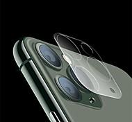"""economico -Pellicola protettiva per obiettivo fotocamera fd compatibile per iphone 11 6.1 """", protezione per obiettivo in vetro temperato ad alta definizione antigraffio per fotocamera compatibile con iphone 11"""