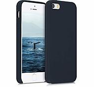 economico -telefono Custodia Per Apple Silicone Custodia in silicone iPhone 12 Pro Max 11 SE 2020 X XR XS Max 8 7 Silicone