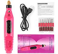 economico -strumenti per unghie mini lucidatore elettrico per unghie set di lucidatura per unghie elettrico con penna portatile usb nuovo