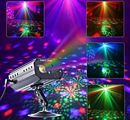 abordables -Chinly party light rgb dj disco laser sound activé led projecteur noël halloween décoration de mariage cadeau d'anniversaire karaoké ktv bars