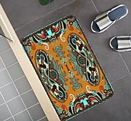 abordables -Moyen-orient arabe motif de vent tapis tapis de porte chambre salon tapis salle d'étude tapis cuisine salle de bain tapis antidérapant