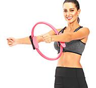 abordables -cinq couleurs pilates cercle corps façonner la résistance élastique de yoga anneau cercle magique exercice équipement de fitness