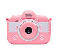 economico -giocattoli per bambini giocattolo per fotocamera digitale per bambini 1080p videocamera digitale portatile per foto schermo da 3,0 pollici