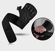 abordables -Support pour Main & Poignet Gants d'Entraînement Gants de levage de poids Des sports Nylon Exercice et fitness Musculation Durable Poids Léger Pour Hommes Femme