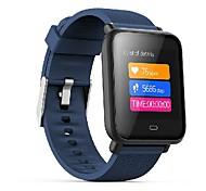 abordables -Q9T Smartwatch Montre Connectée pour Android iOS Samsung Apple Xiaomi Bluetooth 1.3 pouce Taille de l'écran IP 67 Niveau imperméable Imperméable Ecran Tactile Moniteur de Fréquence Cardiaque Mesure