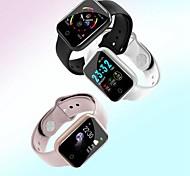 abordables -Montre intelligente waza i5 pour téléphones Apple / Android / Samsung, suivi de la fréquence cardiaque / mesure de la pression artérielle par le tracker de sport