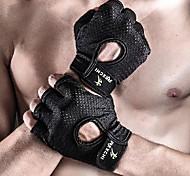 abordables -Gants d'Entraînement Des sports Exercice & Fitness Portable Durable Protection Entière de la Paume de Main et Extra Adhésif Respirable Pour Hommes Femme