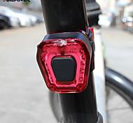economico -LED Luci bici luci incandescenza bici Luce posteriore per bici Luci di coda LED Bicicletta Ciclismo Impermeabile Portatile Uscita di ricarica USB Nuovo design Batteria al litio 200 lm Li-Batteria