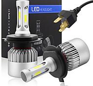 economico -OTOLAMPARA Auto LED Lampada frontale 9004 / 9007 / H7 Lampadine 8000 lm LED integrato / COB / LED ad alta intensità 30 W 3 Per Tutti gli anni 2 pezzi