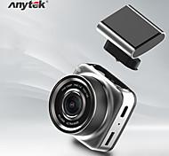 economico -Anytek Q2N 1080p Avvia la registrazione automatica Automobile DVR 140 Gradi Angolo ampio Dash Cam con Video + foto Registratore per auto
