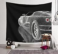 economico -arazzo da parete art decor coperta tenda da appendere casa camera da letto soggiorno decorazione auto poliestere