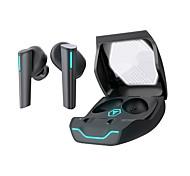 economico -WAZA i7s Cuffie da gioco Bluetooth5.0 Stereo HIFI Auricolari wireless per giochi a bassa latenza per giochi mobili per Apple Samsung Huawei Xiaomi MI Da gioco PlayStation Xbox PS4 Switch