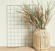 economico -piante artificiali fiore da tavolo in plastica stile semplice 1 bouquet 15 * 69/15 * 76 cm