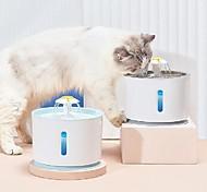economico -Interattivo Ciotole & Bottiglie Bevande Fontana d'acqua Giocattoli interattivi per gatti Divertenti giocattoli per gatti Prodotti per cani Prodotti per gatti Prodotti per roditori 1 pc Adatto agli