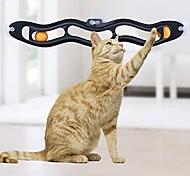 economico -tunnel Giocattoli interattivi per gatti Divertenti giocattoli per gatti Prodotti per gatti Prodotti per roditori Giocattolo per gatti 1 pc Trackball e touchpad Animali Giocattolo di fuoco Si monta su