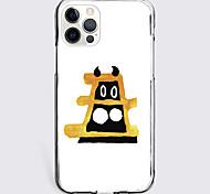 abordables -Imprimés Photos Bétail Cas Pour Pomme iPhone 12 iPhone 11 iPhone 12 Pro Max Modèle unique Étui de protection Antichoc Coque TPU