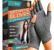 abordables -gants de compression pour les mains pour l'arthrite - coupe confortable, conception sans doigts, respirant& tissu qui évacue l'humidité - soulage les douleurs rhumatoïdes, soulage la tension