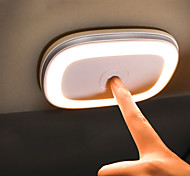 abordables -Baseus voiture liseuse rechargeable magnétique led auto style veilleuse voiture intérieur lumière plafonnier pour maison automatique