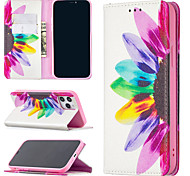 economico -telefono Custodia Per Apple Integrale Custodia in pelle iPhone 12 Pro Max 11 SE 2020 X XR XS Max 8 7 Resistente agli urti Floreale pelle sintetica