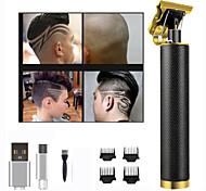 economico -nuovo tagliacapelli ricaricabile usb push tagliacapelli bianco aggiornamento tagliacapelli elettrico tagliacapelli elettrico