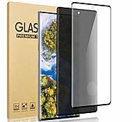 abordables -[1 privacy + 1 hd] Galaxy Note 10 Plus Protecteur d'écran en verre trempé, [Dureté 9h] [3D Touch] [Anti-espion] [Facile à installer] Convient au protecteur d'écran Samsung Note 10 plus / Note 10+ (6,8
