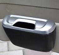 abordables -poubelle de voiture boîte à poussière boîte poubelle dans la voiture sac poubelle en plastique voiture organisateur boîte conteneur à déchets poubelle de voiture accessoires de voiture