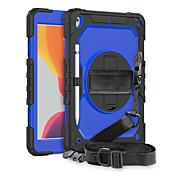 economico -telefono Custodia Per Samsung Galaxy Integrale Samsung Galaxy Tab S7 T870 / 875 Samsung Galaxy Tab A7 2020 T500 / 505 Resistente agli urti Tinta unita Silicone PC