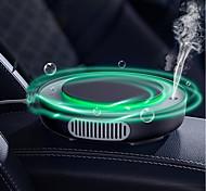 abordables -purificateur d'air de voiture baseus humidificateur mini électrique auto ioniseur d'air nettoyeur pour bureau à domicile vaporisateur de voiture humidificateur d'air avec câble usb pour bureau maison