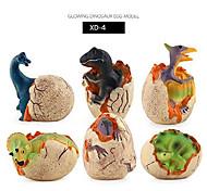 economico -giocattolo di dinosauro uovo di tirannosauro, uova di dinosauro che si schiudono con action figure di dinosauro realistiche, effetti sonori e luci a led, giocattolo educativo novità per ragazza