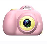economico -giocattoli per bambini giocattolo per fotocamera digitale per bambini 1080p videocamera per foto digitale portatile display da 2 pollici per regalo di compleanno per bambini