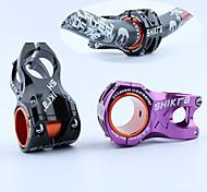 economico -31.8 mm Gambo manubrio per bici 50 mm Alluminio 6061 Materiali leggeri per Ciclismo Lucido