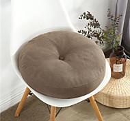 abordables -couleur unie quatre saisons coussin de chaise épais coton lin artisanat tatami coussin étudiant dortoir bureau coussin de siège respirant nouveau produit