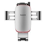 abordables -BASEUS Titulaire Automatique Support de support Porte-gobelet de voiture Type de bâton / Rotation 360 ° Supporter ABS
